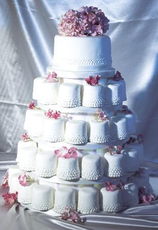 Velice se mi líbí tento styl dortu