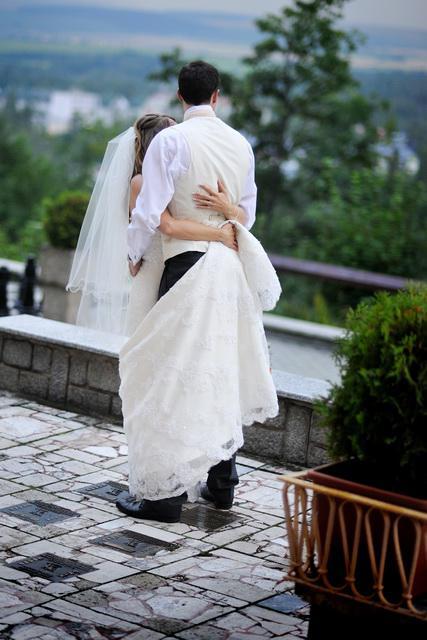 Mirka{{_AND_}}Mark - Troska cerstveho vzduchu pocas vecere - a aj troska romantiky..