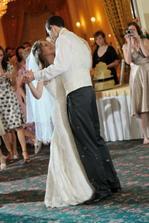 Prvy tanec...