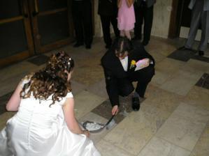 První společný manželský uklid :-)