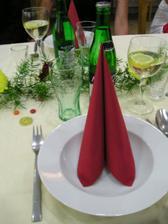 Výzdoba stolu