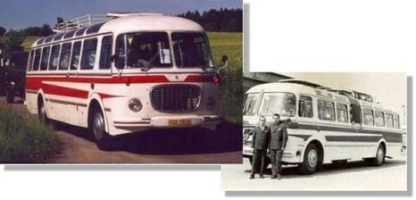 To je autobus RTO budeme ho mít na svatbě
