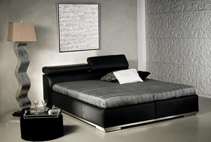 Kožené postele - Obrázok č. 1