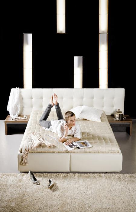 Kožené postele - Obrázok č. 2