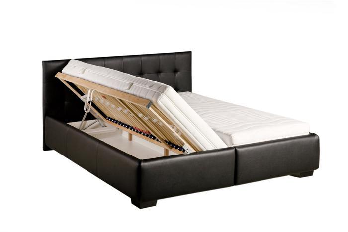 Kožené postele - Obrázok č. 5
