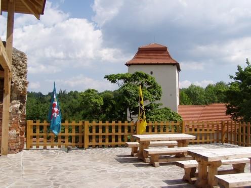 Co uz mame - tady bude obrad - Slezskoostravsky hrad