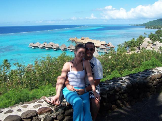 Kveta{{_AND_}}Alan - Tahiti - Moorea