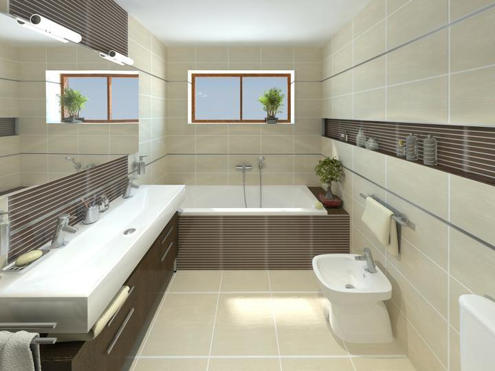dimitranka - Návrh kúpeľne