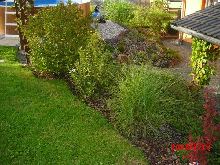 Zahrada a okolí - vajgélie