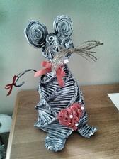 Valentýnský myšák......