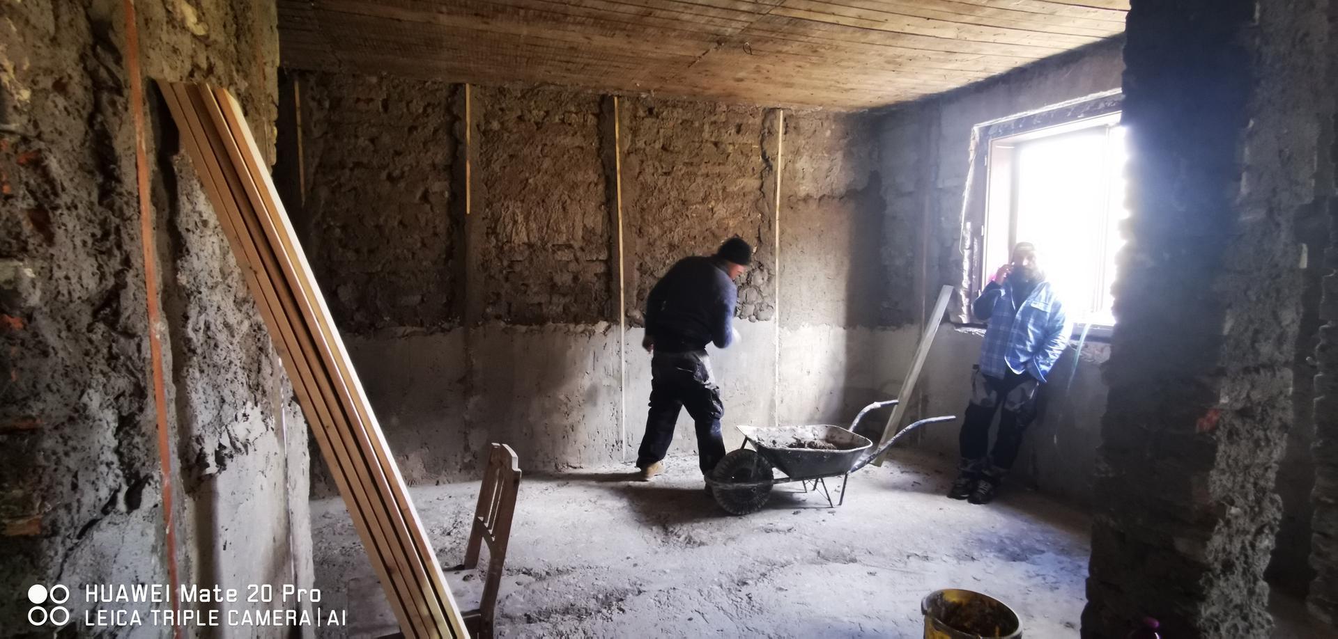 Rekonstrukce domečku ❤️ - Obrázek č. 45
