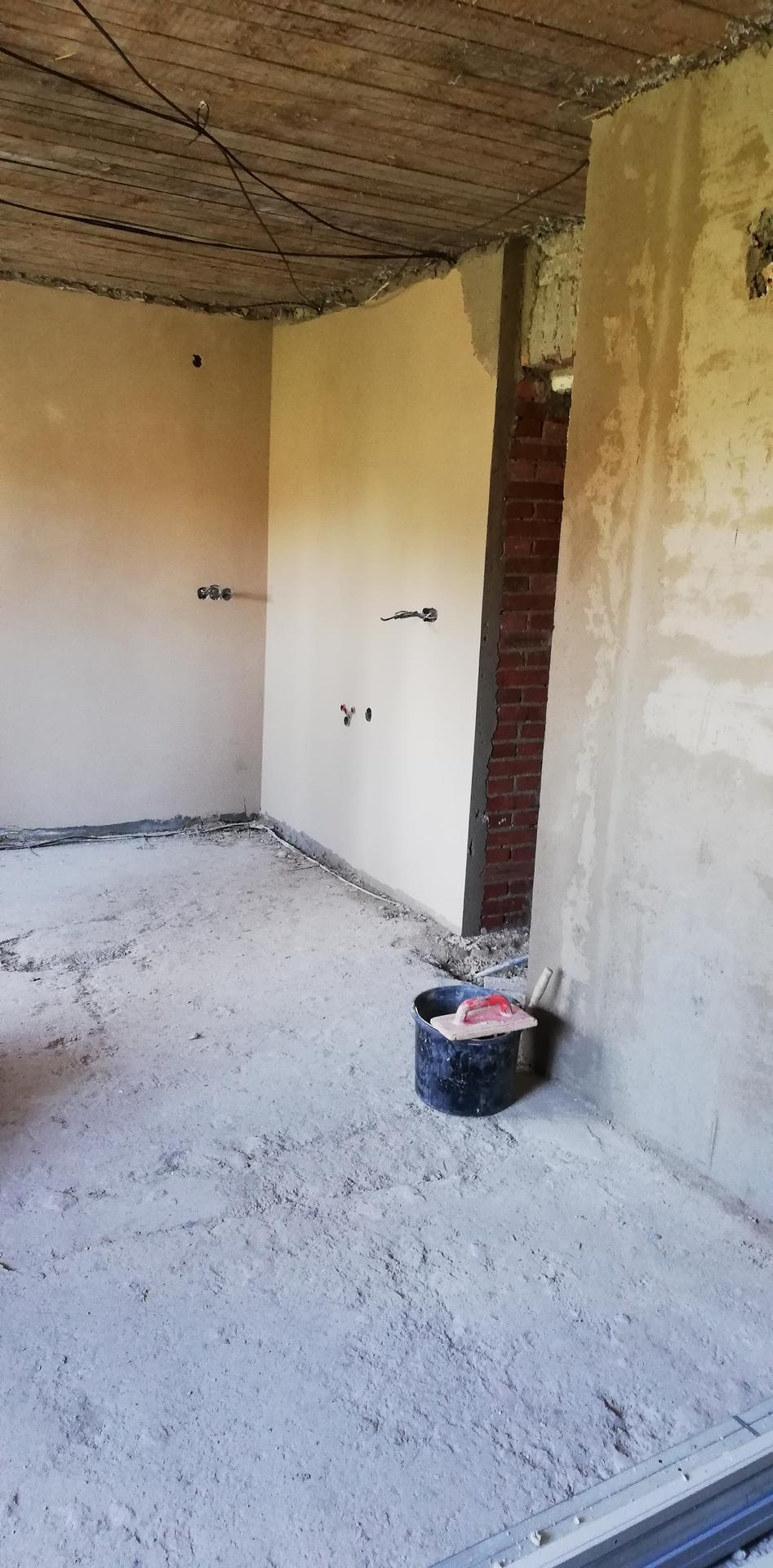 Rekonstrukce domečku ❤️ - Obrázek č. 57