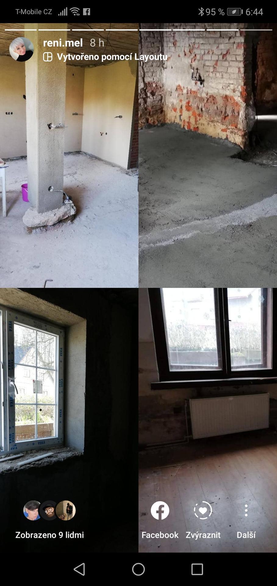 Rekonstrukce domečku ❤️ - Obrázek č. 61