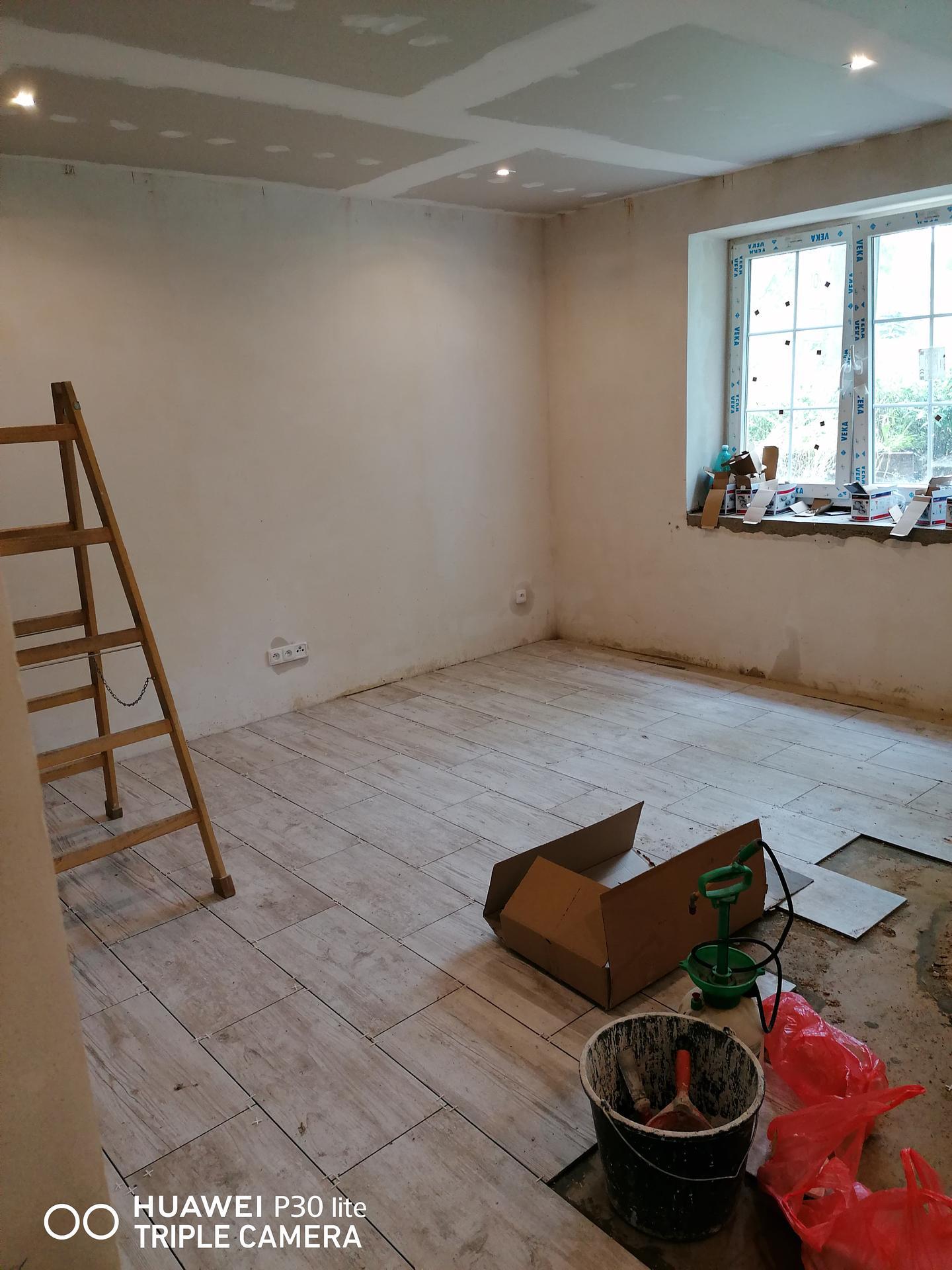 Rekonstrukce domečku ❤️ - Obrázek č. 87