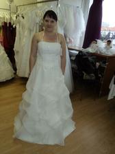 prvni šaty :)