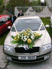 Moje autíčko -krásné, že?