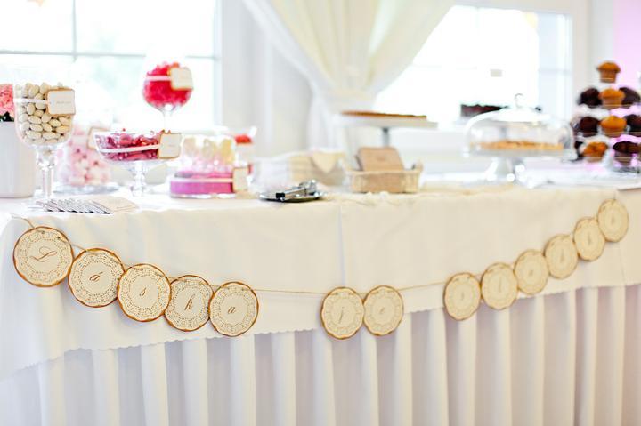"""""""Keby som sa mohla odviazať, moja svadba snov by vyzerala takto..."""" - toto by bol stôl plný sladkostí pre detičky"""