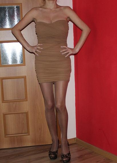 Sexi mini šaty zn. Tally Weijl - Obrázok č. 1