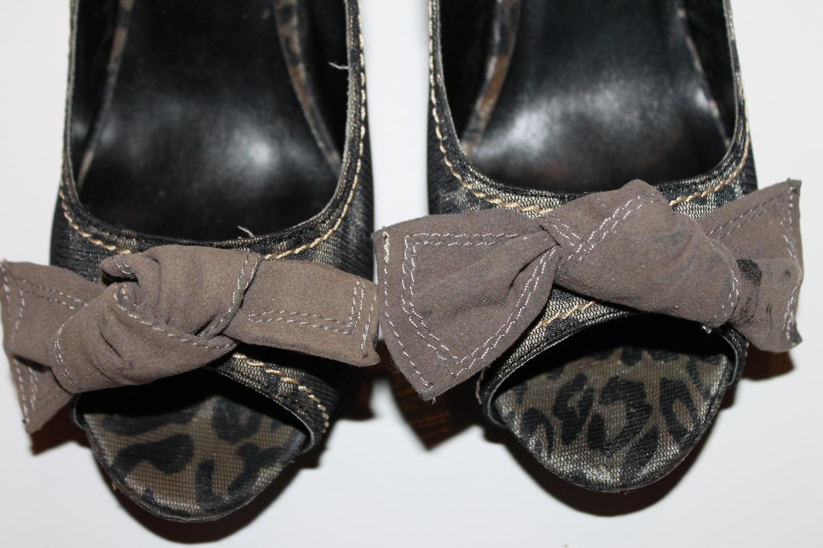 Elegantné a extravagantne sandále - Obrázok č. 4