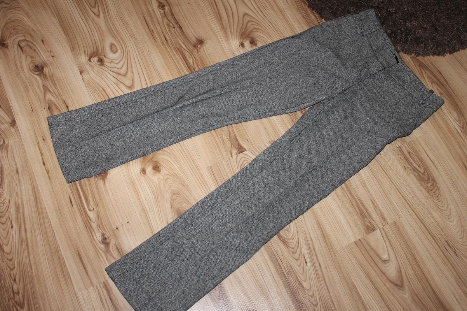 Elegantné nohavice zn. OOdji - Obrázok č. 1