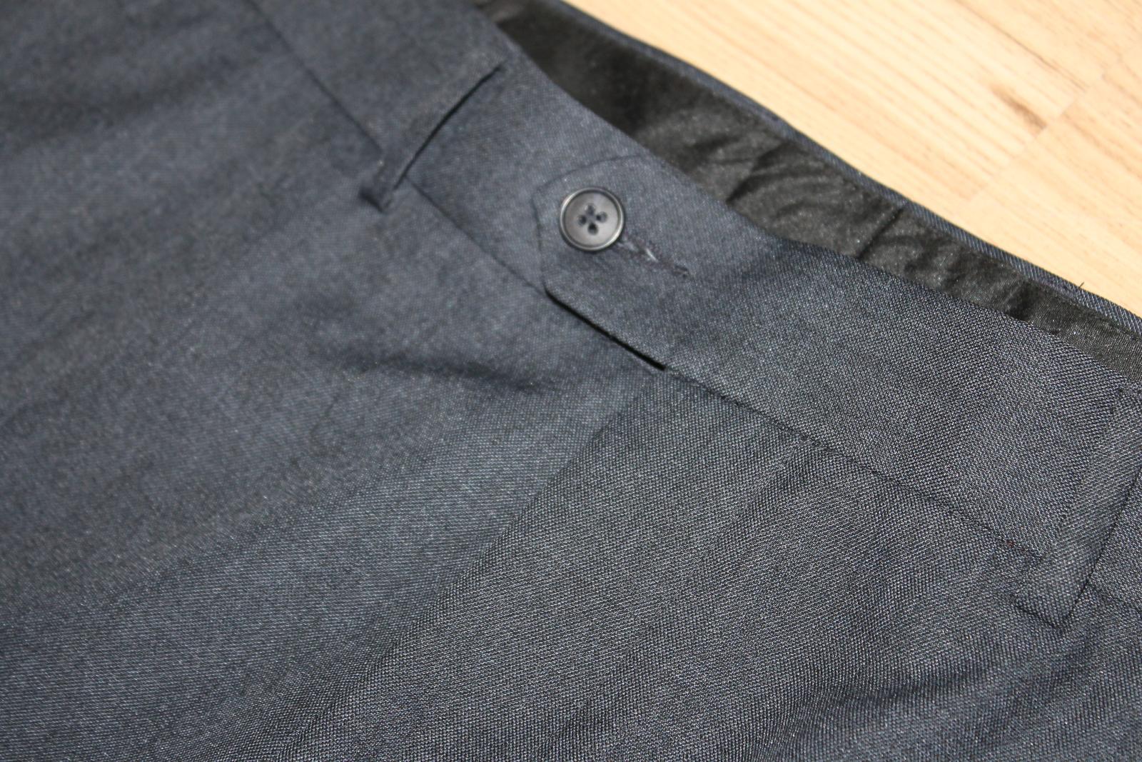 Oblekové nohavice zn. F&F - Obrázok č. 2