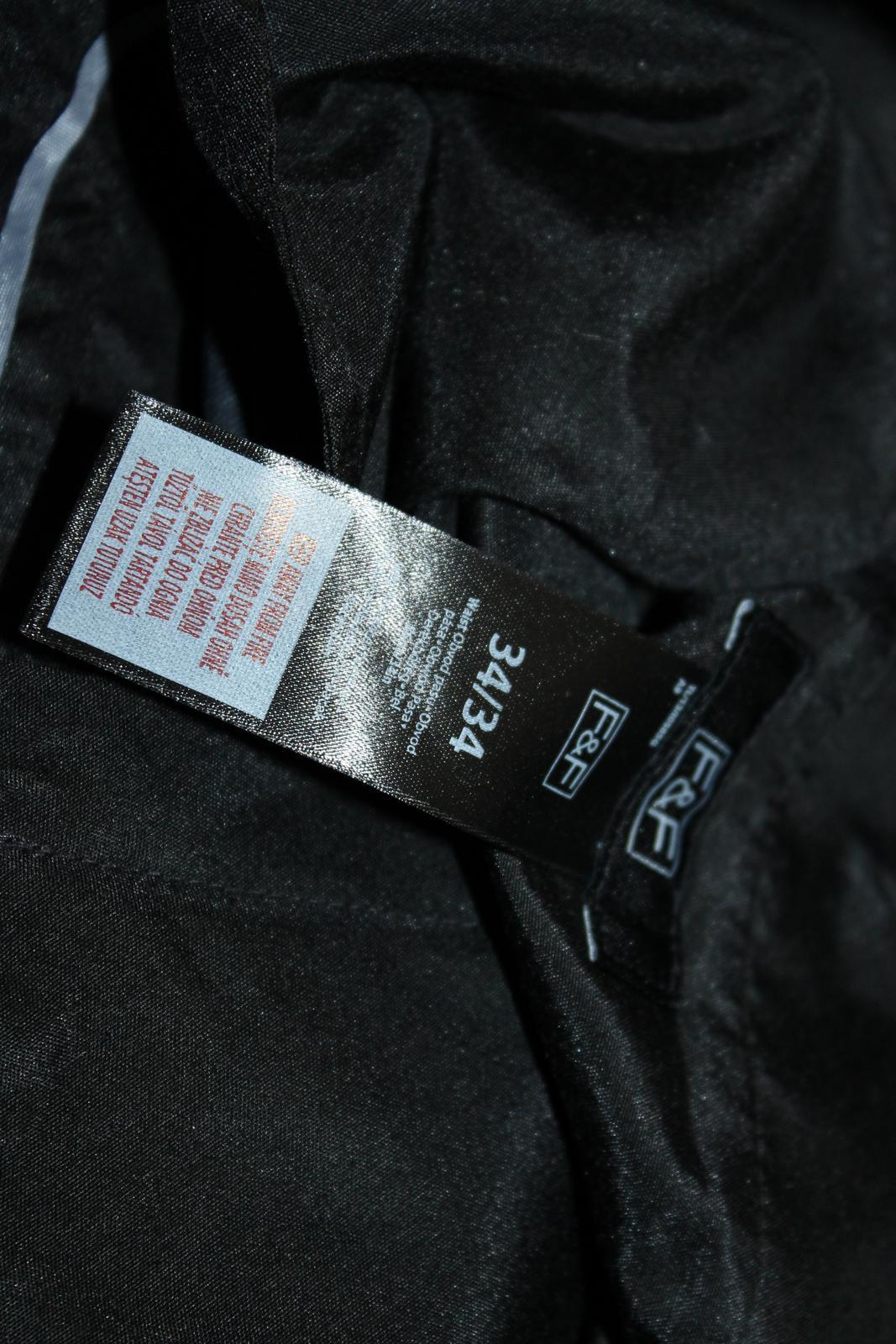 Oblekové nohavice zn. F&F - Obrázok č. 3