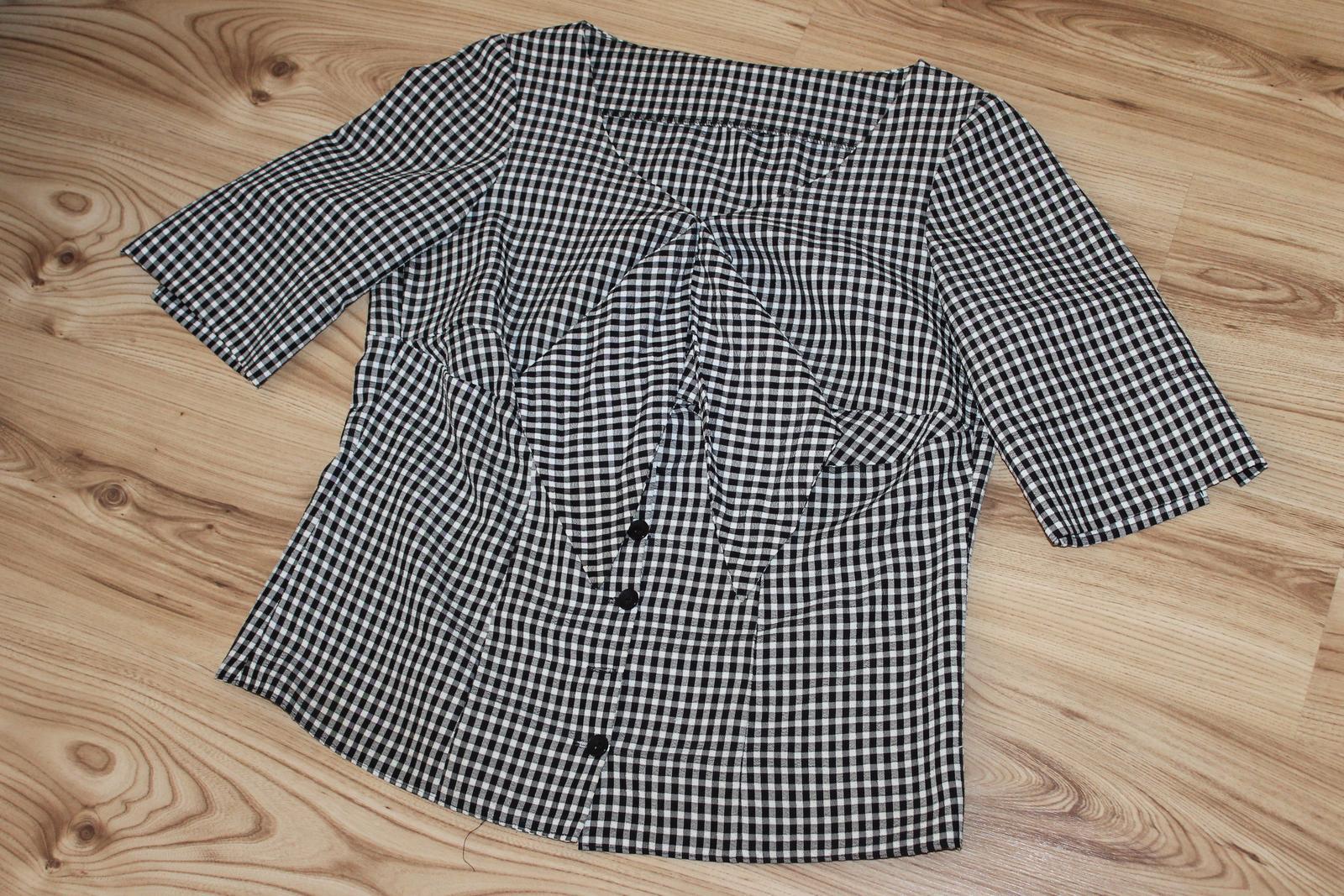Karovana bluzka - Obrázok č. 1