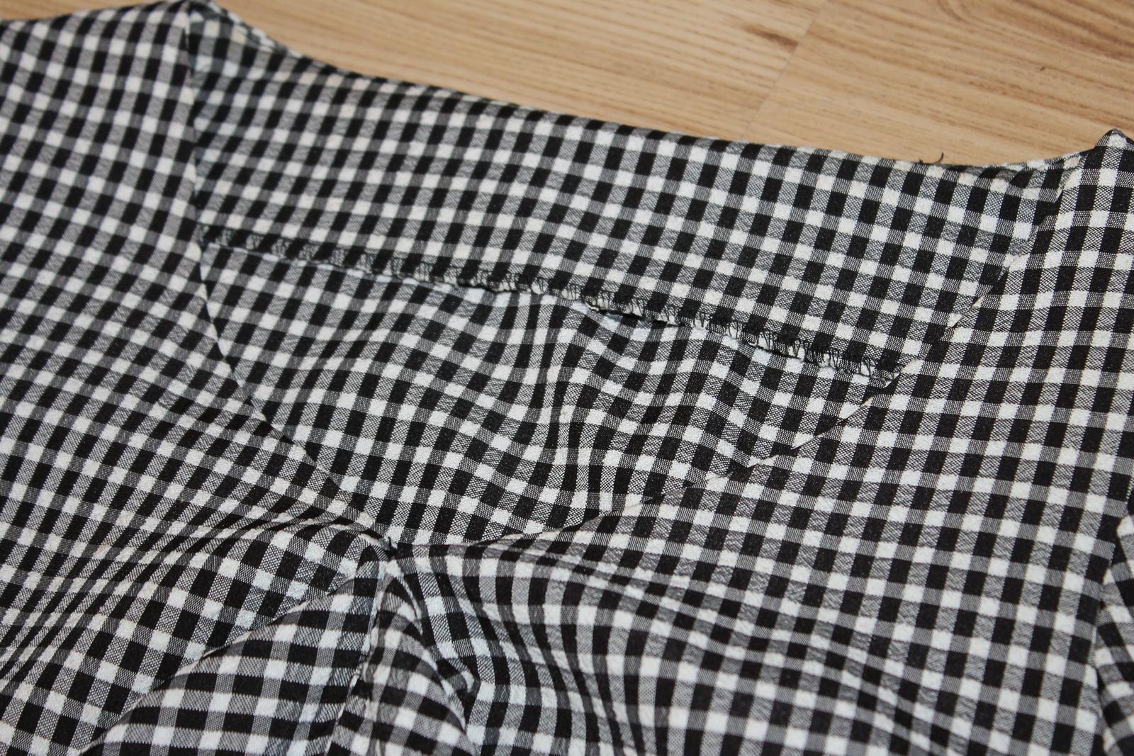 Karovana bluzka - Obrázok č. 3