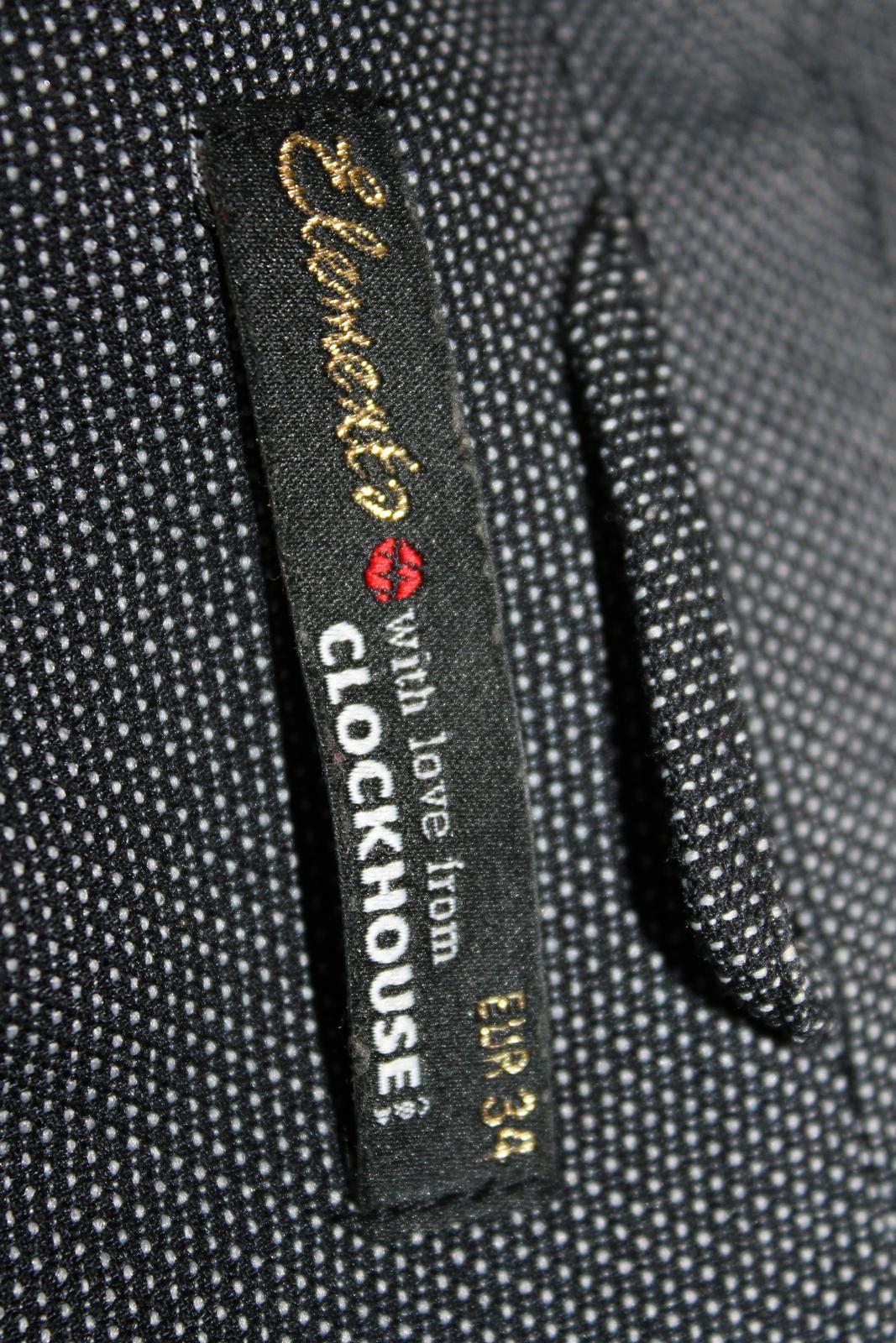 Elegantné sako zn. Clockhouse - Obrázok č. 4