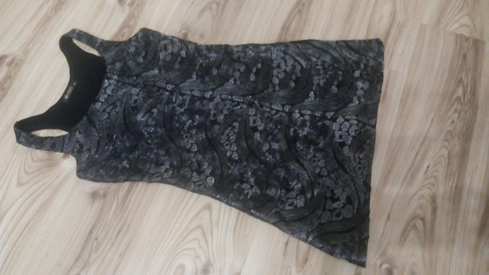 Kvalitné šaty zn.Rise - Obrázok č. 1