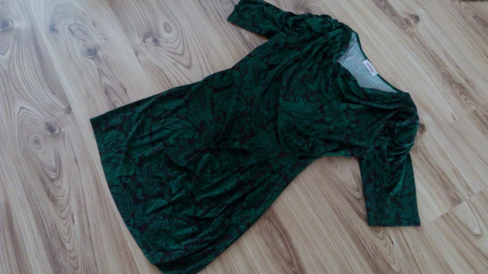 Luxusna tunika/ minišaty zn.Orsay - Obrázok č. 1