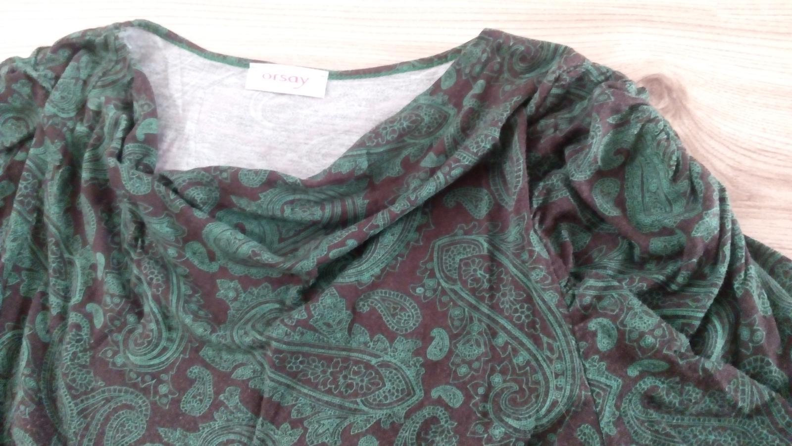 Luxusna tunika/ minišaty zn.Orsay - Obrázok č. 3