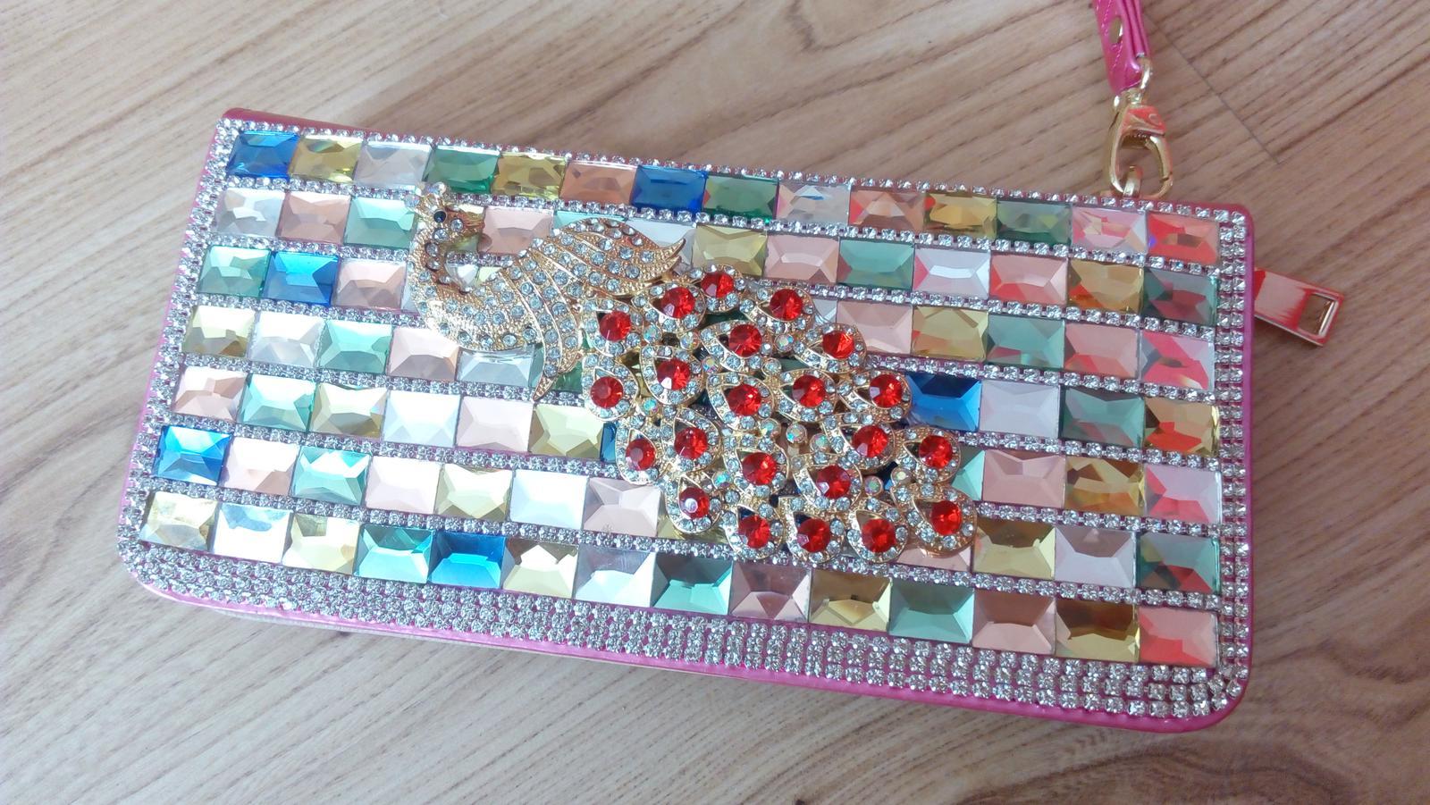 Luxusná kabelka - Obrázok č. 2