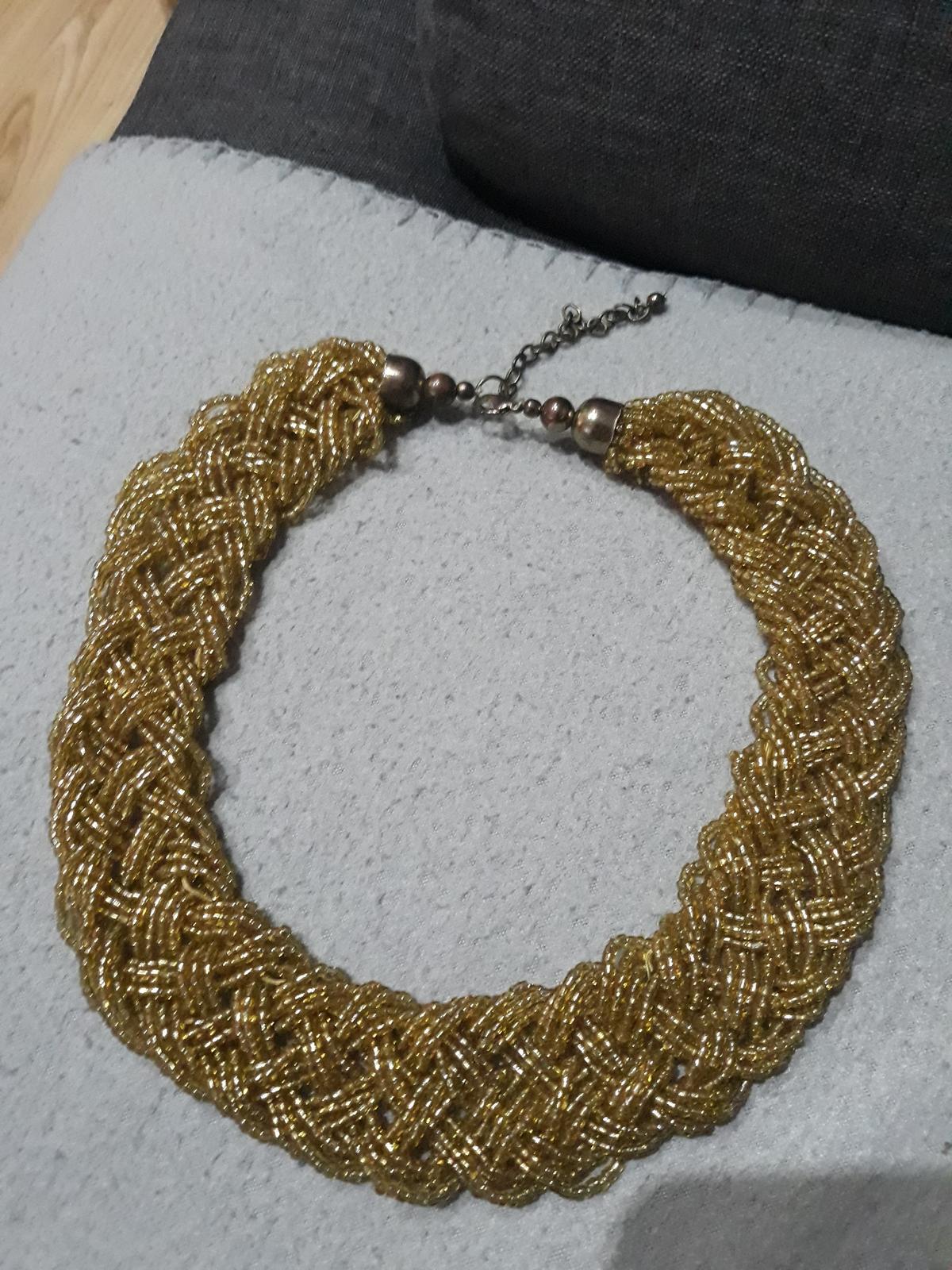 Zlatý náhrdelník - Obrázok č. 1