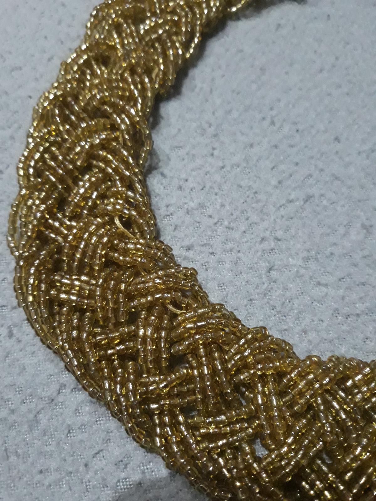 Zlatý náhrdelník - Obrázok č. 2