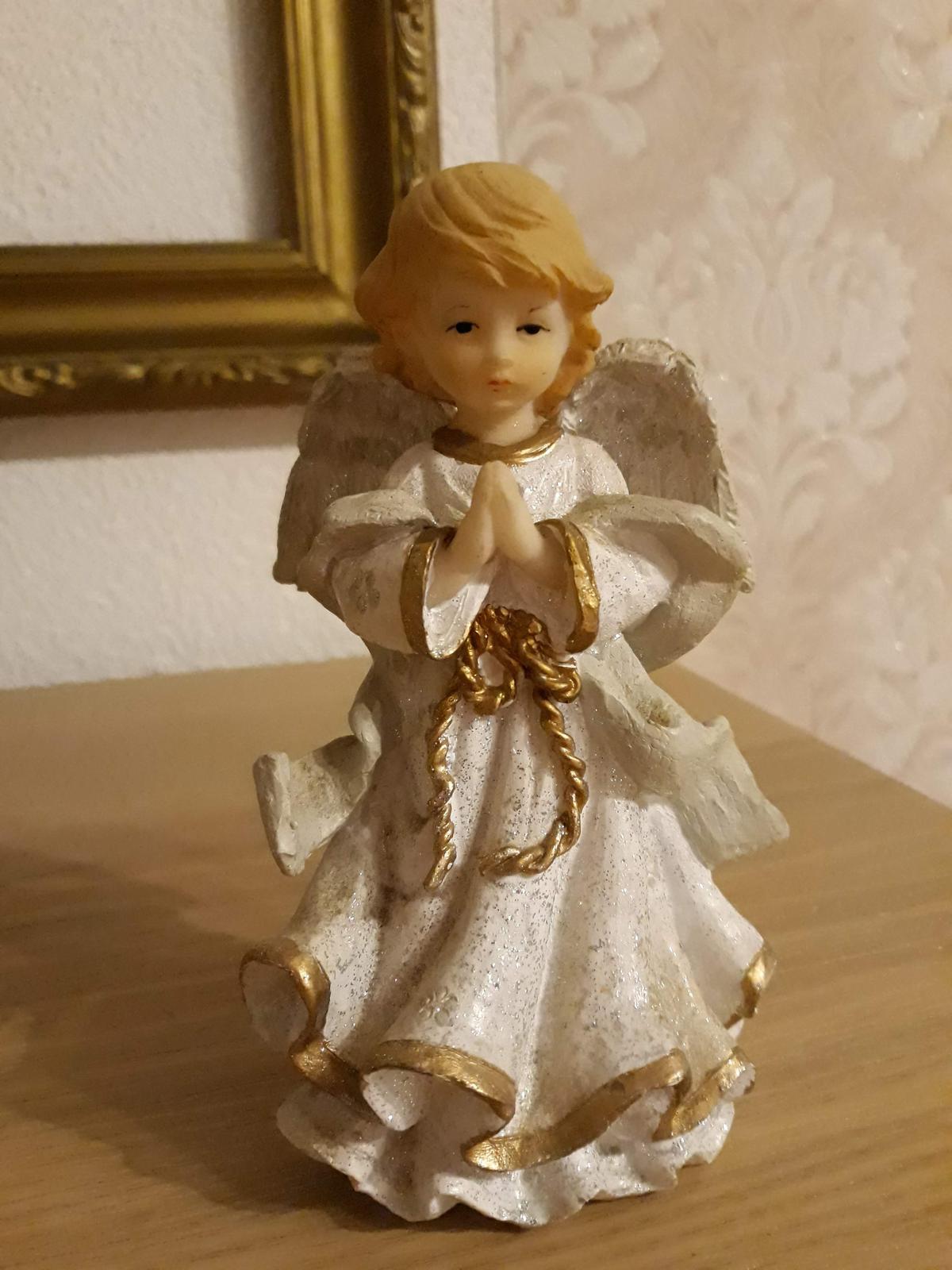 Soška anjelik - Obrázok č. 1