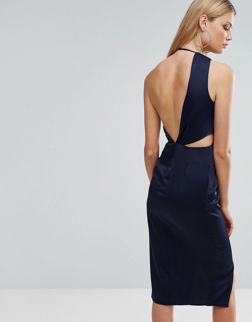 Luxusné atypické šaty ASOS - Obrázok č. 2