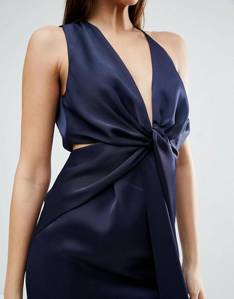 Luxusné atypické šaty ASOS - Obrázok č. 4
