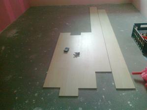 Korková podlaha pro Mattynu