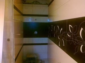 V čele sprcháče nahoře jsem si vyprosila místo bílé tmavou lištičku, takže bude změna