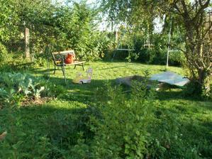 Zahrada 2009