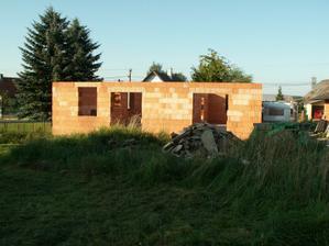 2009 hrubá stavba