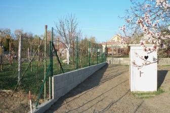 Dokončenie plotov