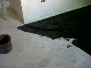 Podlahy - penetračný náter