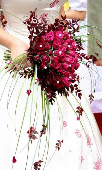 Svatební kytice - Obrázek č. 76