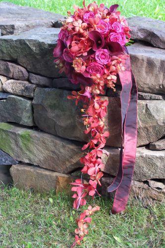 Svatební kytice - Obrázek č. 80