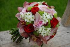 Svatební kytice - Obrázek č. 83