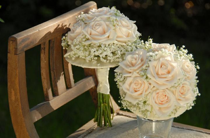 Svatební kytice - Obrázek č. 86