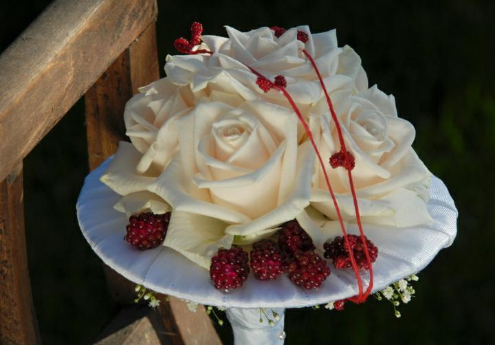 Svatební kytice - Obrázek č. 87