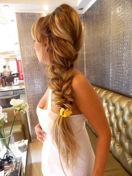 Vlasy - korunou krásy - tak tento je úžasný